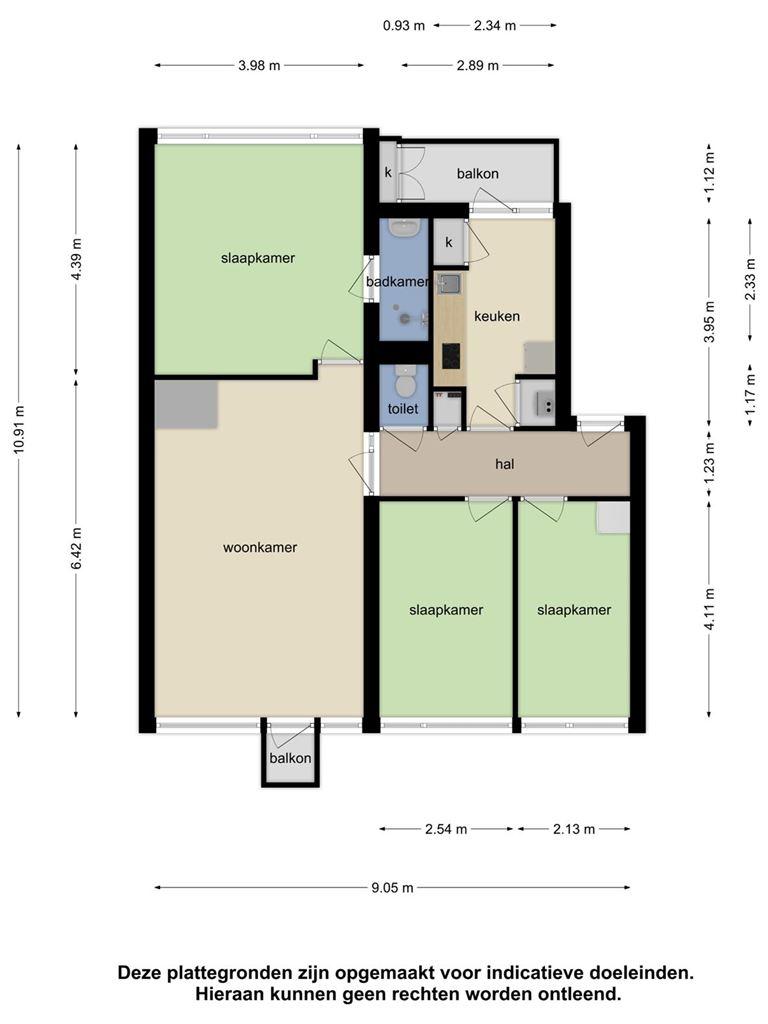 apartment te koop Dr Erensstraat 42
